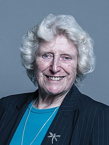 The Rt Hon Baroness Butler-Sloss of March Green GBE
